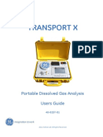 Transport X User Manual V2.0 English