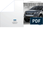 Manual de Usuario Ford Ranger