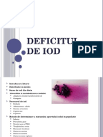Deficitul de Iod Final