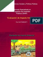 Evaluacion de Impacto Abiental