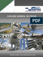 Catalogo General de Piezas Sepsa 2017