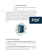What is Blended Learning.docx