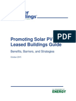 Promoting Solar PV on Leased Buildings Guide