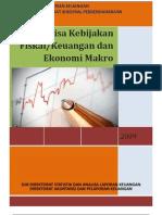 Analisis Kebijakan Fiskal Dan Keuangan 2009