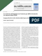 Los trastornos del lenguaje en el TDAH.pdf