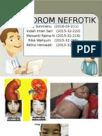 Kelompok 2 Ppt Sindrom Nefrotik