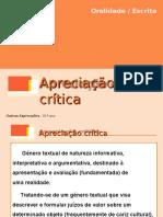 Oexp10 Apreciacao Critica 1