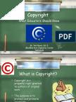 copyright powerpoint