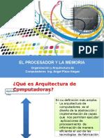03 - Arquitectura - Funciones Del Computador