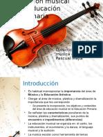 La Educación Musical en La Educación Primaria