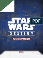 Sw Destiny Rules