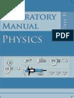 133212536 class xi physics lab manual pdf observational error rh scribd com College Physics Lab Manual Physics Lab Manual Loyd PDF