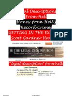 Experts at the Crime Scene - Impeaching Crooked U.S. Judge Honeywell