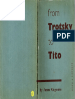 James Klugmann-From Trotsky to Tito