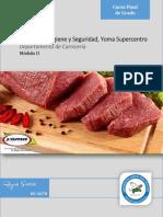 Manual Higiene y Seguridad de Carnicería, Yoma Supercentro