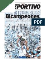 El Deportivo UC Bicampeon