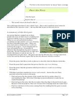 Rime Worksheets