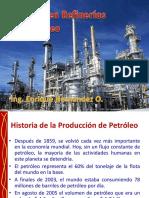 Historia de La Refinacion de Petroleo
