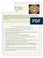 english syllabus pdf