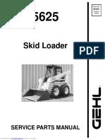 gehl 5625 Service Manual PDF