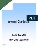 Desordenes Del Movimiento