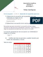 Fallas Geologicas(U2_A3) RESPUESTA