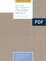 Illustrated Guide for Recovery Version Bible En
