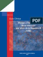 Guia Clinica de Manejo y Tto de Hepatitis b