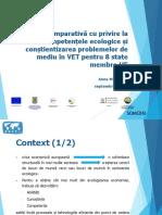 2. Anna Mironova. Prezentare Conferintă. O Analiza Comparativa. PowerPoint.ro