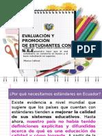 3. Evaluacion y Promoción de e Nee