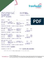 Air Ticket -Shanghai