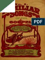 Familiar Songs of the Gospel