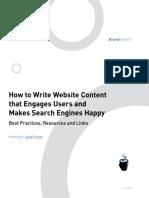 Web Content Best Practices