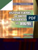 Goodrich Tamassia 2010 Estrutura de Datos DEDA