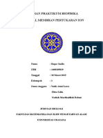 Laporan Biofisika II