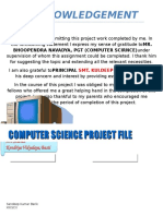 Computer Practical 1