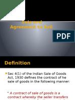 saleandagreementtosell-140310054825-phpapp01