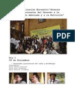 Sistematización Primer Encuentro Avances Internacionales