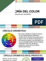 Teoría Del Color - BIOLIMPER