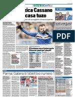 TuttoSport 27-01-2017 - Calcio Lega Pro