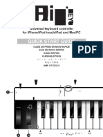 IRig KEYS Start Guide