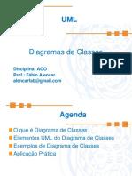 Aula Diagrgama de Classes Exemplo Pratico