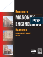 Reinforced Masonry Engineering Handbook .6th.ed.Sec