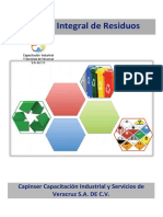 Manual de Manejo Integral de Residuos