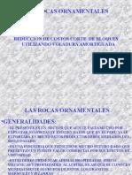REDUCCION DE COSTOS CORTE  DE BLOQUES UTILIZANDO VOLADURA AMORTIGUADA