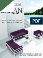 Catalogo Mobiliario Exterior