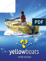 Yellow Boats Flyer