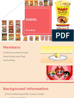branding presentaion