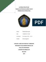 Laporan Praktikum Tpah Parasitoid