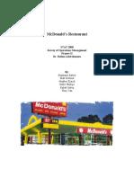 Project 2-McDonalds Draft